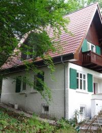 Sanierung eines Wohnhauses von 1925